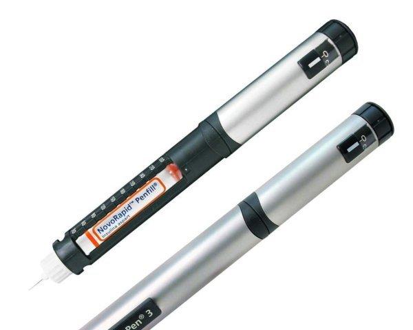 Купить инсулиновые шприц-ручки